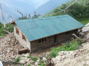 Sonam house ready