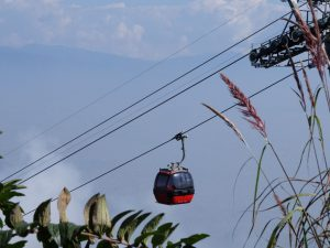Chandragiri Hills Cable Car