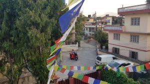 Nepal Lockdown - leere Straßen